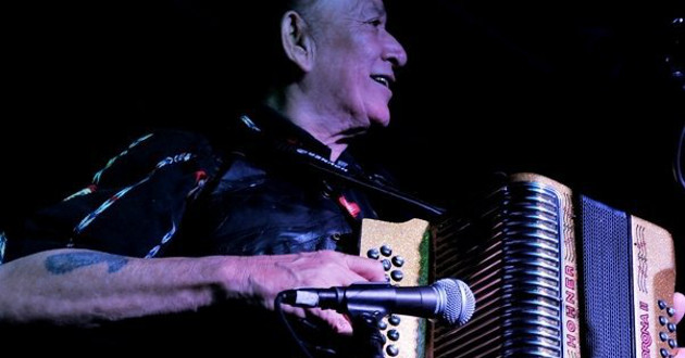 2015 Latin Grammy Lifetime Achievement Award winner headlines the 34t Annual Tejano Conjunto Festival at Rosedale Park in May. (Facebook photo)