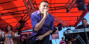 Angel Gonzalez Y Vimana performs at 2015 TMA Fan Fair in San Antonio. (Bobby Villela/Bobby V Photography)
