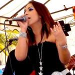 Beatriz performs at 2015 TMA Fan Fair. (David Munoz/Munoz Snapshots)
