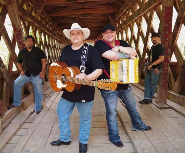 Los Texmaniacs play tonight at Flamingo Cantina with Son de Rey