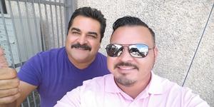Ram Herrera and Jamie Solis, Jr.