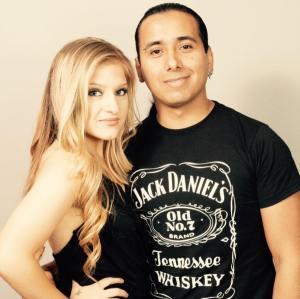 Devin Banda and Viktor Pacheko announced their engagement on Wednesday. (Facebook photo)