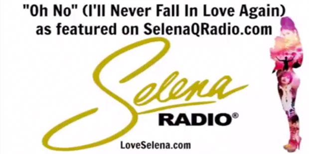 Listen Unreleased Selena Track Oh No Ill Never Fall In Love Again