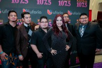 Di Marie at 2015 Tejano Music Awards Purple Carpet (Photo by Ryan Bazan / Tejano Nation)