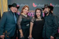 Audi Castillon at 2015 Tejano Music Awards Purple Carpet (Photo by Ryan Bazan / Tejano Nation)