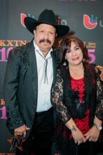 Roberto Pulido at 2015 Tejano Music Awards Purple Carpet (Photo by Ryan Bazan / Tejano Nation)