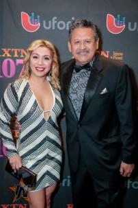Rick Balderrama at 2015 Tejano Music Awards Purple Carpet (Photo by Ryan Bazan / Tejano Nation)