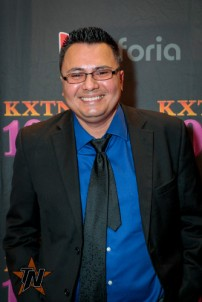 RIck Fuentes at 2015 Tejano Music Awards Purple Carpet (Photo by Ryan Bazan / Tejano Nation)