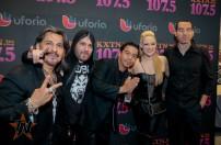 Pete Astudillo at 2015 Tejano Music Awards Purple Carpet (Photo by Ryan Bazan / Tejano Nation)