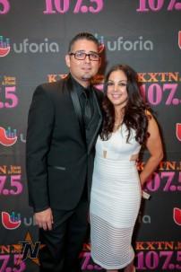 Lucky Joe 2015 Tejano Music Awards Purple Carpet (Photo by Ryan Bazan / Tejano Nation)