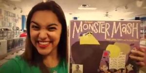 vinylviernes-monstermash