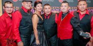 Yvonne Y Fuego at the 2015 Tejano Music Awards in San Antonio, Texas. (Ryan Bazan / TejanoNation)
