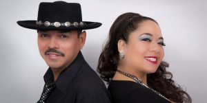 Ray Ray de los Ague and Aisha Aparicio