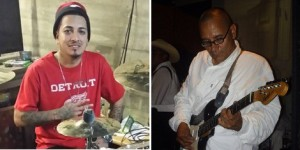 Roland Rodriguez (left) and Gilbert Villegas (right) have joined Yvonne Y Fuego. (Courtesy photos)