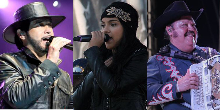 La Mafia, Isabel Marie and Ramon Ayala are just some of the performers announced for 2016 Fiesta De La Flor festival. (Courtesy photos)