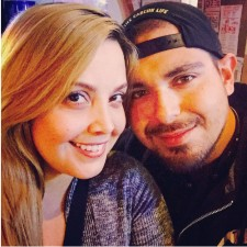 Nikki Lopez and Mario Vigil announced their engagement on Tuesday. (Instagram)