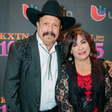Roberto Pulido at Tejano Music Awards in San Antonio on October 24, 2015. (Ryan Bazan / TejanoNation)