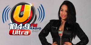 Singer Beatriz Gonzalez joins Ultra 104.9 as on-air personality.