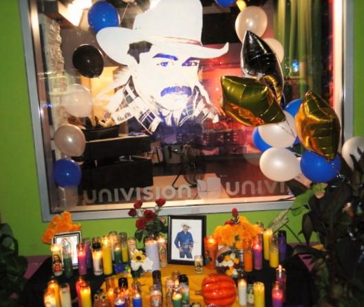 #CelebrandoEmilio at Market Square in San Antonio, Texas on May 20, 2016.