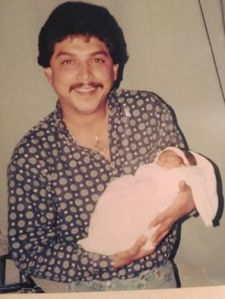 Destiny Navaira shared a rare photo of her and uncle Emilio on Facebook.