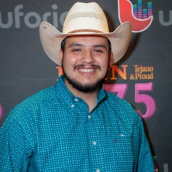 Cezar Martinez at the 2015 Tejano Music Awards in San Antonio, Texas. (Ryan Bazan | TejanoNation}