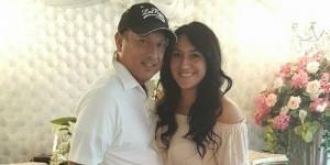 Jaime DeAnda and Darlene Alderete wed in Vegas on August 10, 2016 (Facebook)