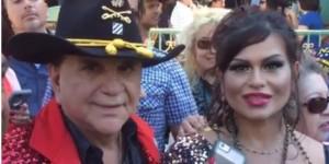 Johnny & Nora Canales in Las Vegas, Nevada on August 6, 2016 (Facebook / El Show de Johnny Y Nora Canales)