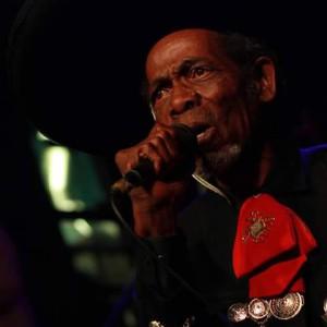 """El Charro Negro"" Bobby Butler (Photo by Lupe Moya)"
