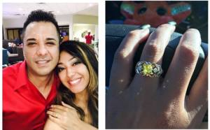 Alfredo Guerrero and Grace are engaged.