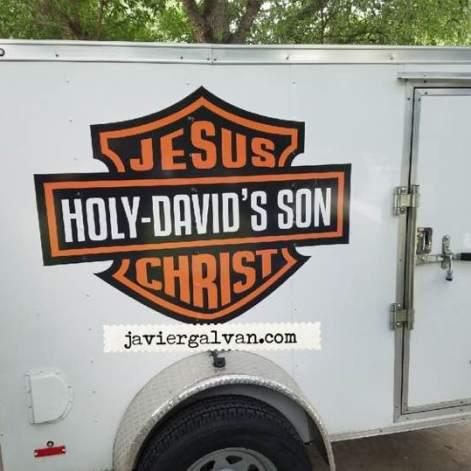 Javier Galvan Ministries trailer