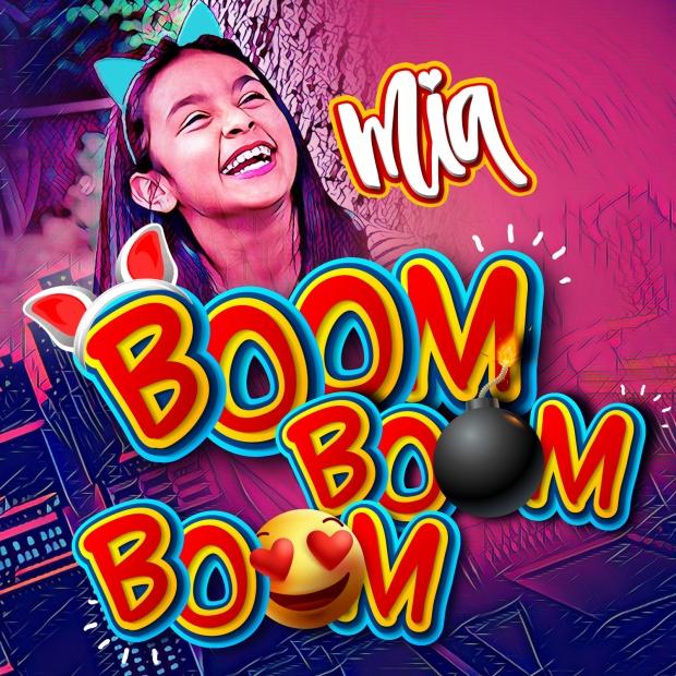 Mia - Boom Boom Boom Cover