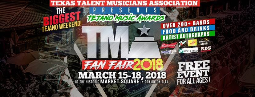 TMA Fan Fair 2018