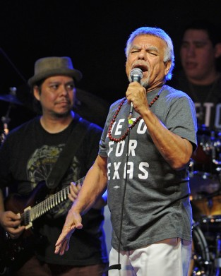 Little Joe performs in Temple, Texas on July 21, 2018. (Photo by Rick Castillo)