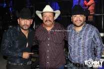 Ernie Salgado, Roberto Pulido and Michal Salgado ( Photo by Tommy Gunz)