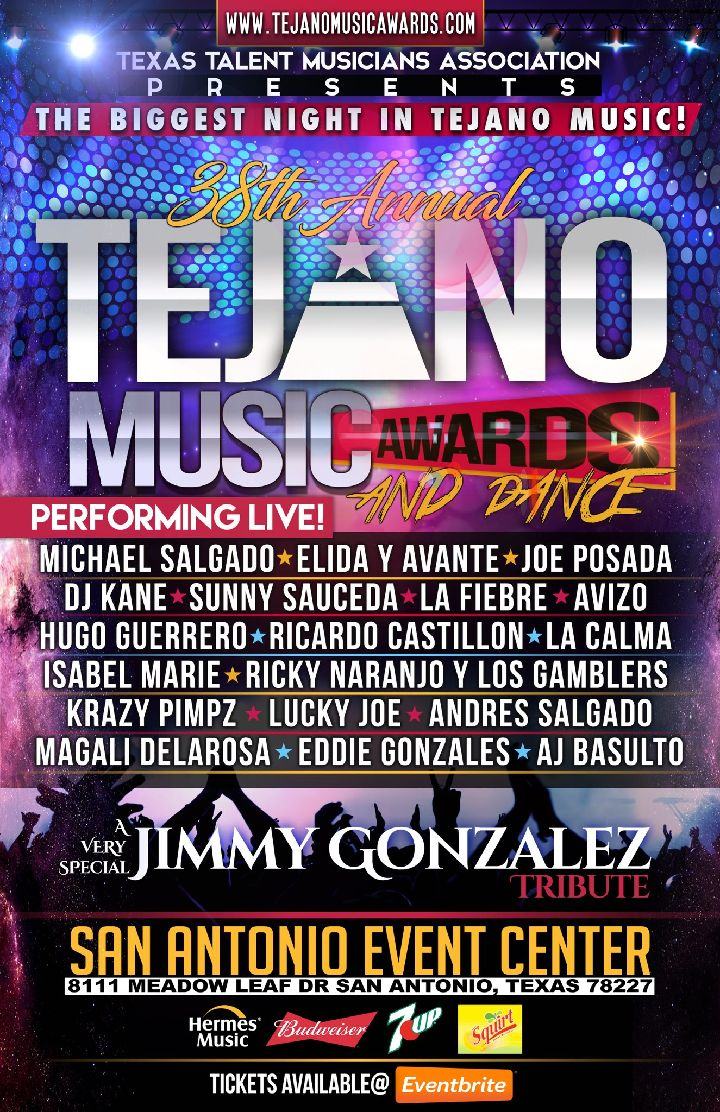 38th Annual Tejano Music Awards