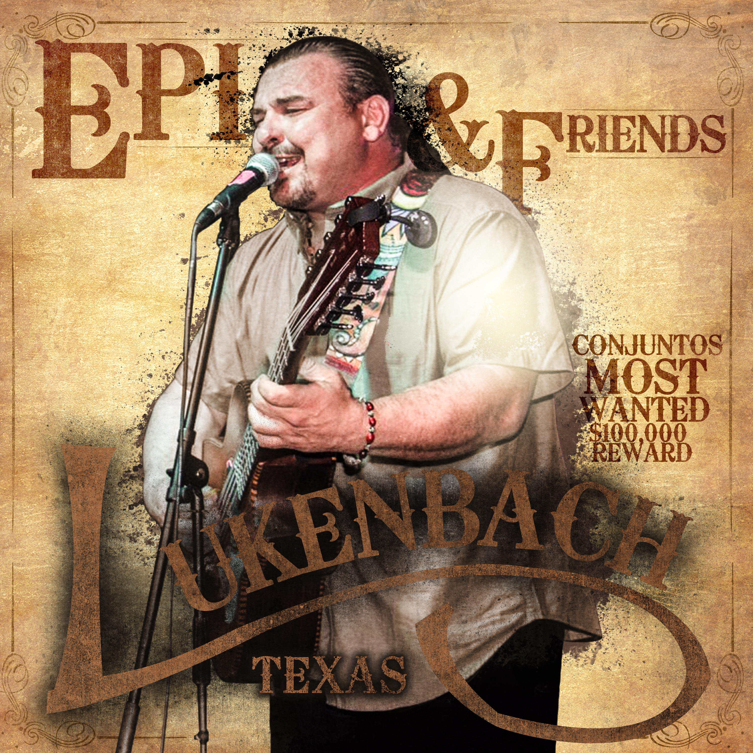Epi & Friends add Conjunto flavor to 'Luckenbach, Texas