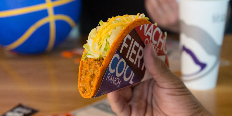 Taco Bell offers free taco to everyone on Tuesday