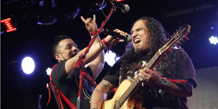 Siggno caps off show that featured Lucky Joe, La Calma, Stefani Montiel in New Braunfels