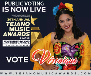 Vote Veronique for Best New Female