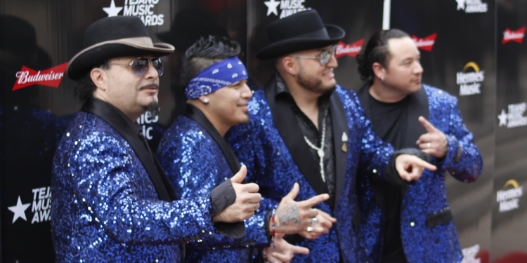 Da Krazy Pimpz discuss Best Conjunto Album award, new album + more at 39th Tejano Music Awards