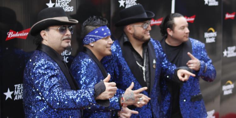 Da Krazy Pimpz discuss Best Conjunto Album award, new album + more at 39th Tejano Music Awards