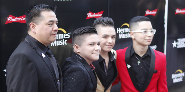Tristan Ramos talks Best New Male award, brain surgery and future projects [VIDEO]