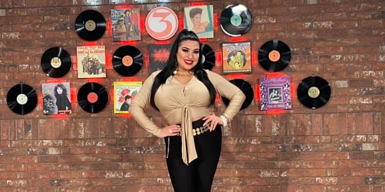 Krystal Diaz talks new single, upcoming album + more with 'Domingo Live'