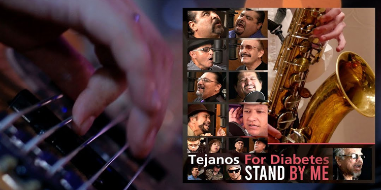 Tejanos for Diabetes all-star collaboration of 'Stand By Me' brings awareness to deadly disease