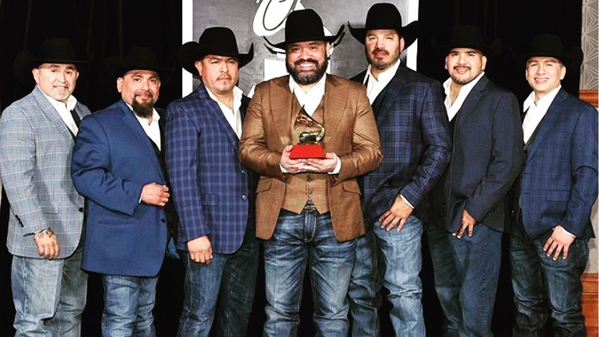 Five members of Intocable test positive for COVID-19
