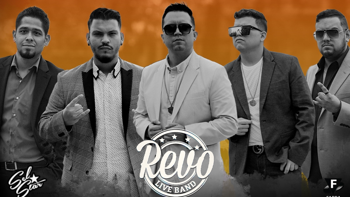 Revo Live Band drops new single 'Aléjate de Mi'