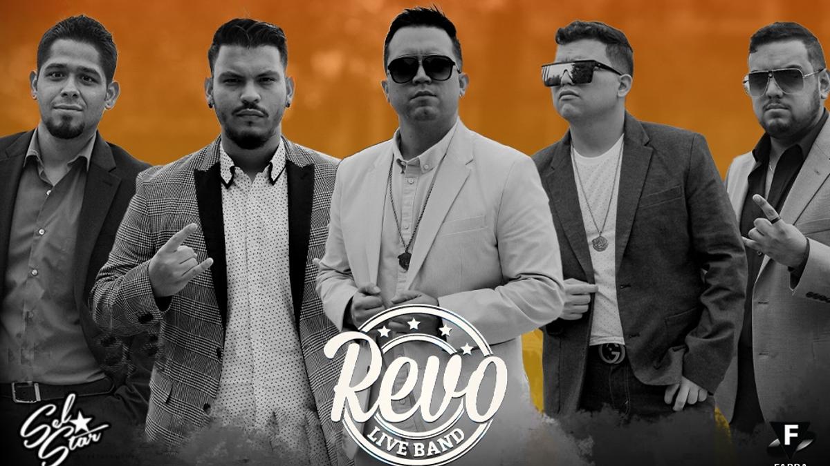 Revo Live Band drops new single 'Aléjate de Mi'