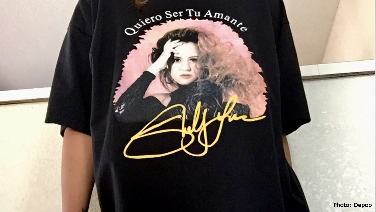 Shelly Lares opens up the vault to offer fans rare, exclusive items