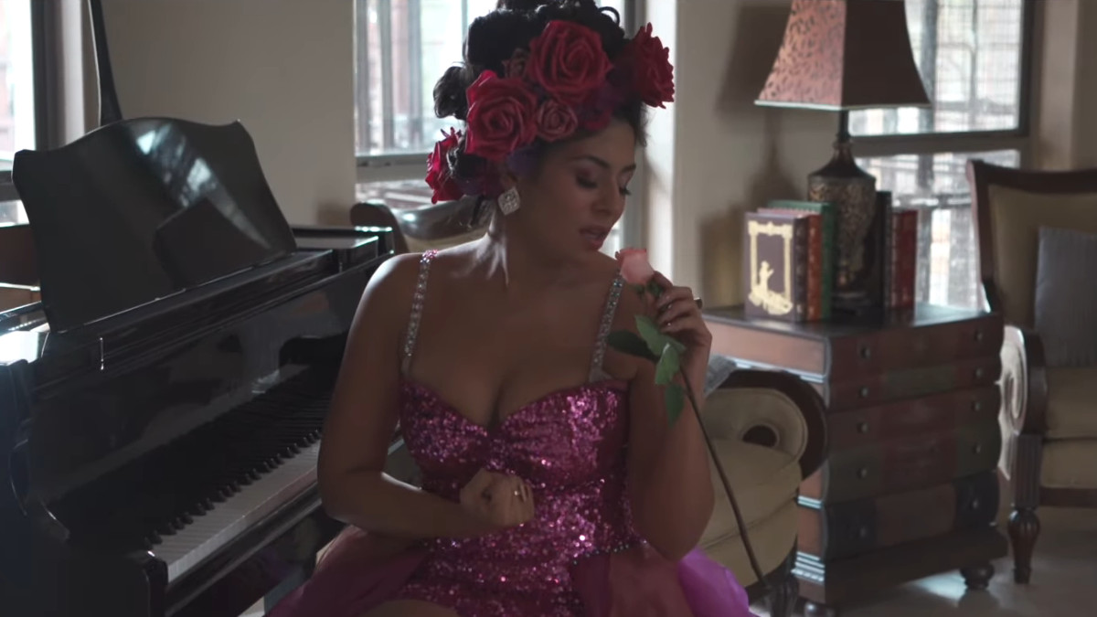 Magali Delarosa releases official video for beautiful mariachi ballad 'Llorare Por Ti'