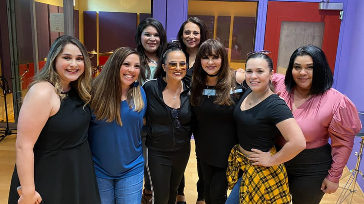 Tejanas Unidas En Cristo collaboration begins production with collection of female vocalists